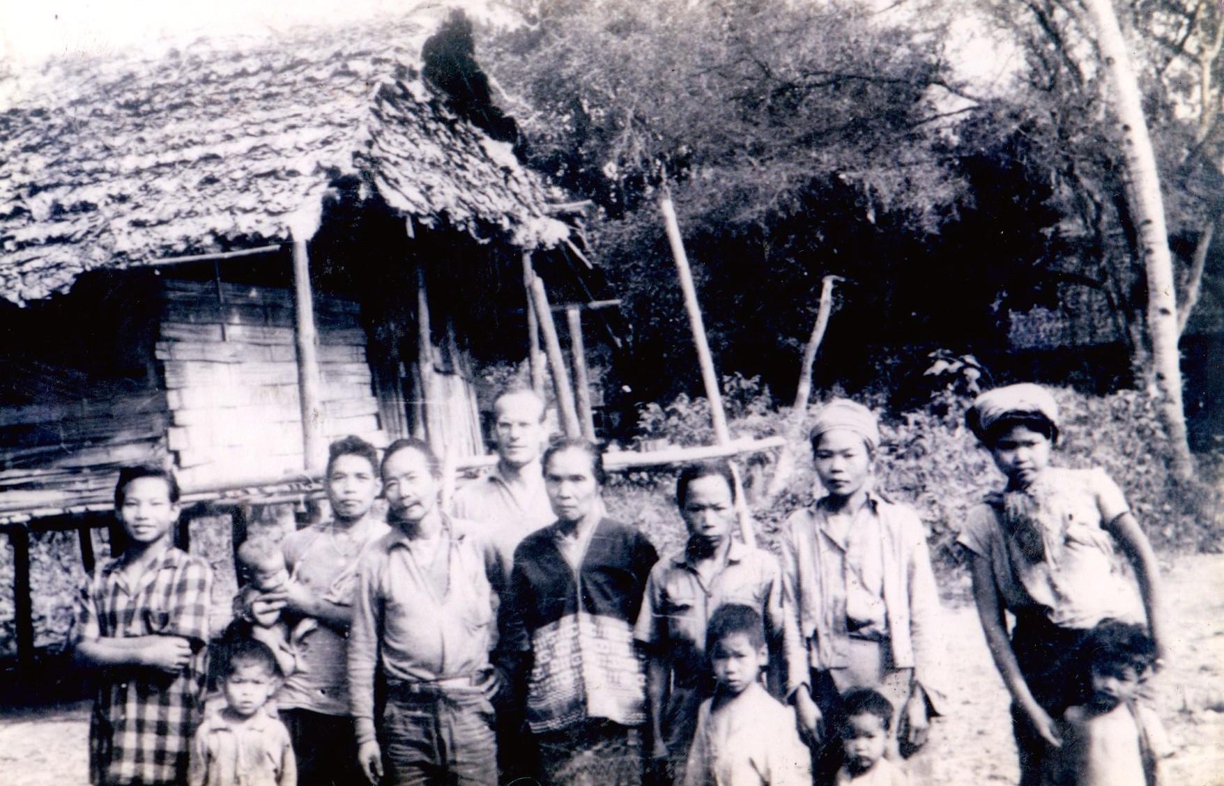 Père Quintard, missionnaire chez les Karens