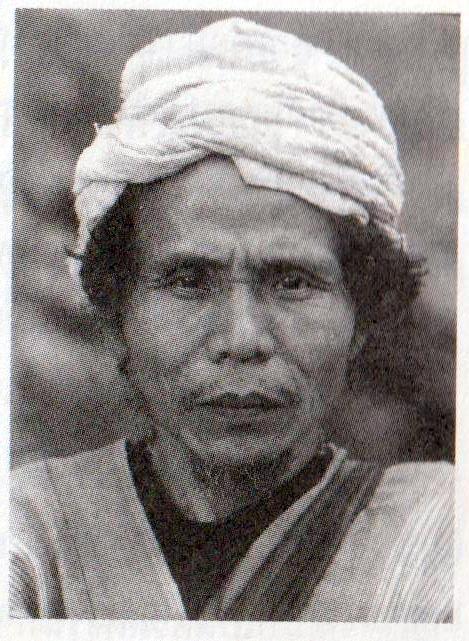 Portrait Homme Karen 1965