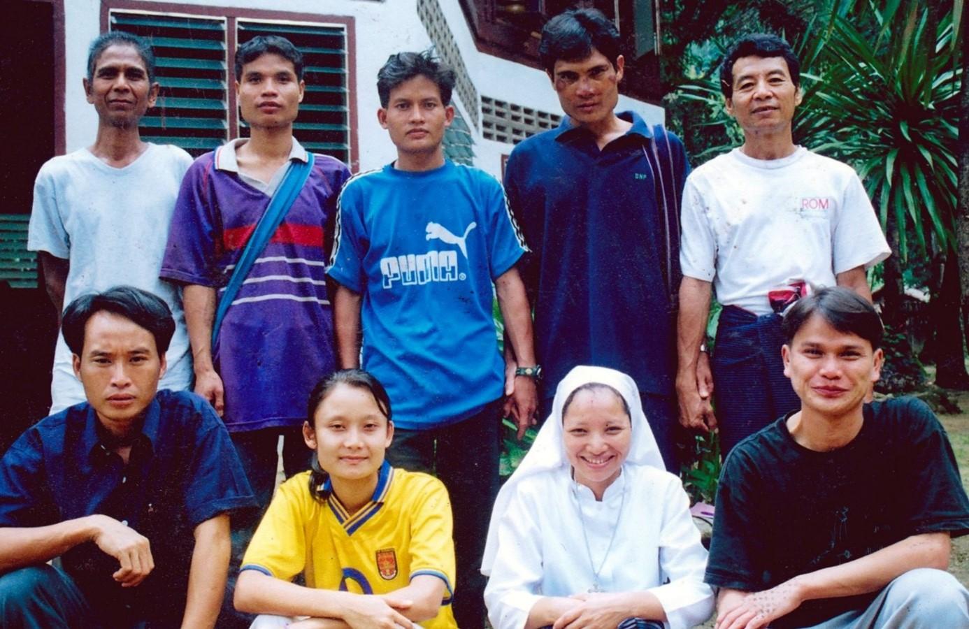 Réunion des catéchistes 2004