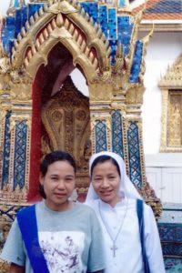 Voyage de la Mission - Janvier 2005