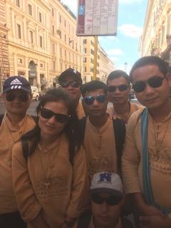 Premier jour à Florence