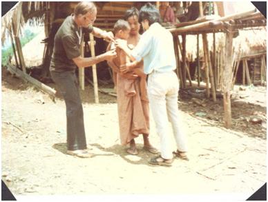Pado Quintard : Soigner des homme