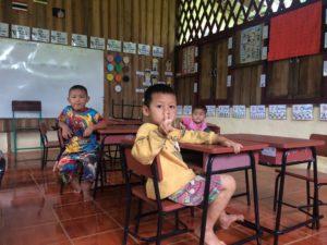 Ecole maternelle de Maesapao