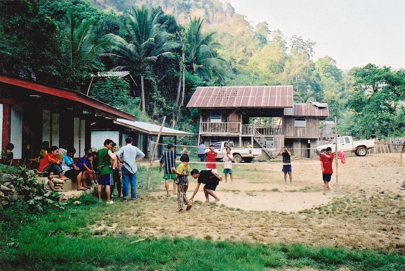 Ancienne maison des soeurs - Maewé
