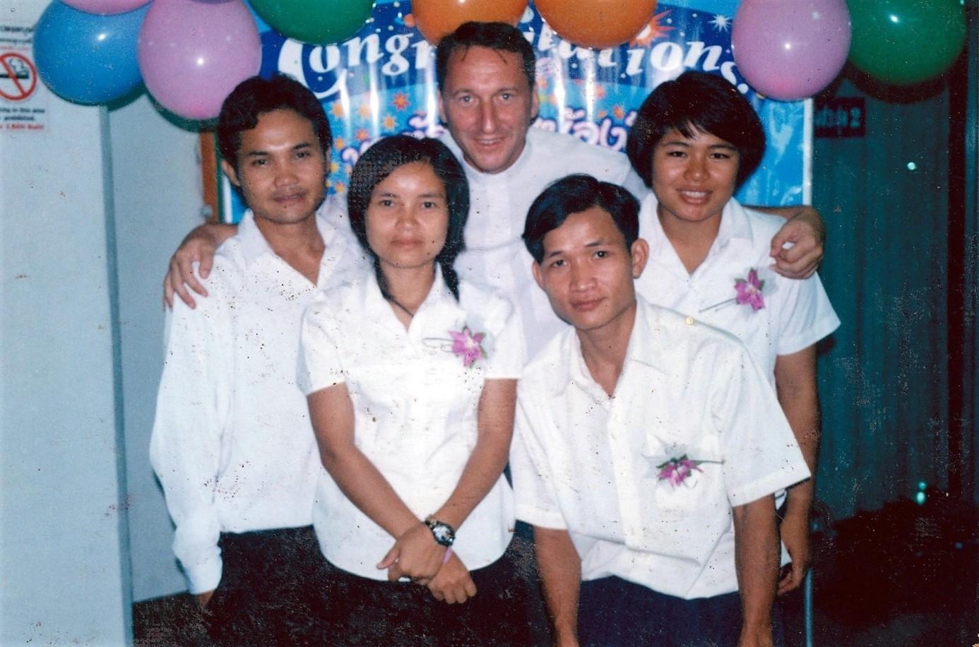 Graduation Maetan 2006